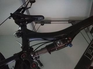 bici pivot en duro