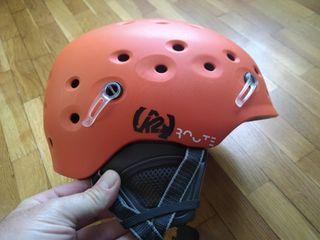 casco K2 snowboard