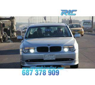 BMW SERIE 7 E65 E66 SPOILER FRONTAL (01-09)