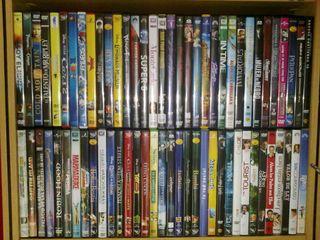 Colección de DVD
