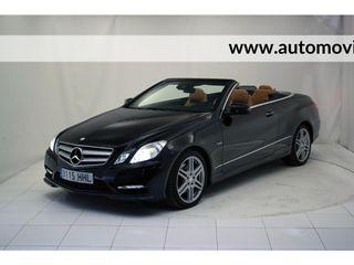 Mercedes-Benz Clase E Cabrio CABRIO 350 BLU FF. AVANTGARD