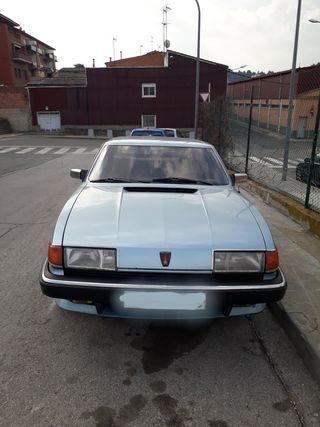 Rover sd1 1986