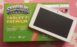 Tablet skylanders swap force premium