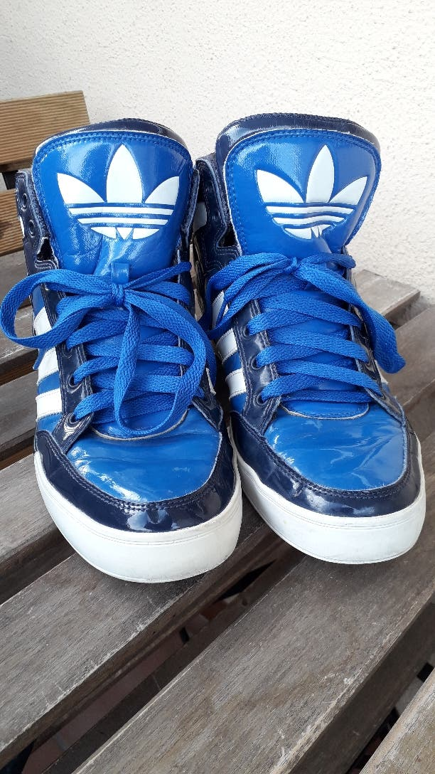 Zapatillas ADIDAS Hi altas originales 43