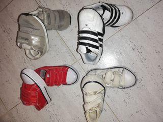 zapatillas depirtivas niño
