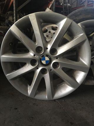 Juego llantas BMW 16 pulgadas
