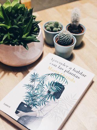 Aprender a vivir con las plantas