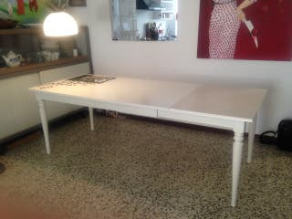Mesa comedor Ikea de segunda mano en Sevilla en WALLAPOP