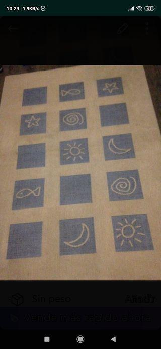 alfombra grande juvenil