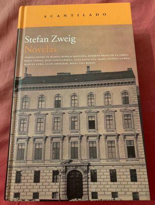 NOVELAS Stefan Zweig