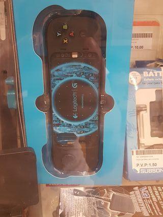 mando para iphone Logitech powershell, nuevo
