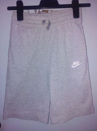 Pantalón corto Nike niño