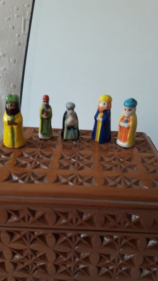 Figuras de Reyes.