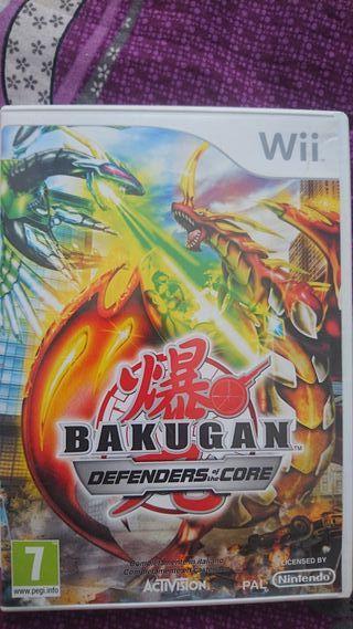 Juego de Wii Bakugan