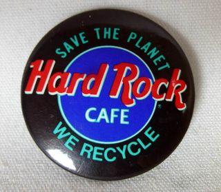 Pin NEGRO de Hard Rock Cafe