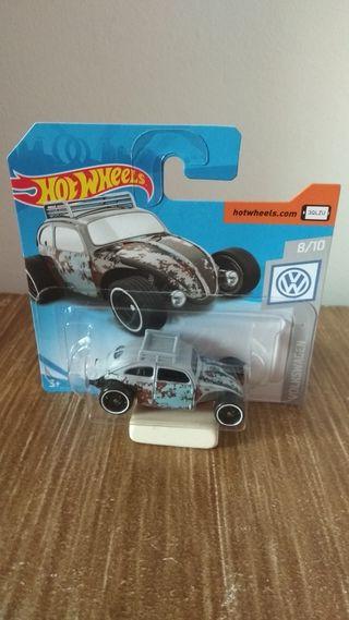 Custom Volkswagen Beetle Hot Wheels