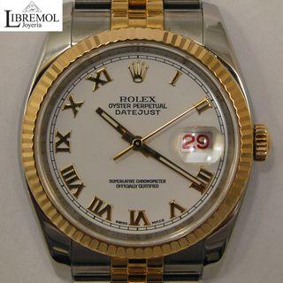 151797e7c32d Reloj de oro Rolex de segunda mano en Madrid en WALLAPOP