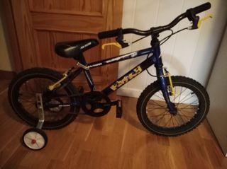 se vende bicicleta y moto de bateria