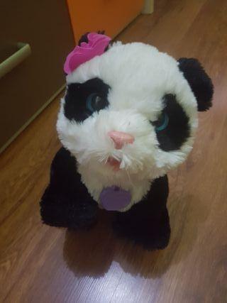 panda fur real