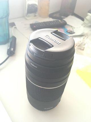 Objetivo Canon 75-300mm