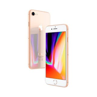 Apple iphone 8 64gb dorado móvil 4g 4.7'' retina h