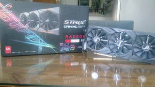 Asus strix Rx 480 8gb oc GAMING