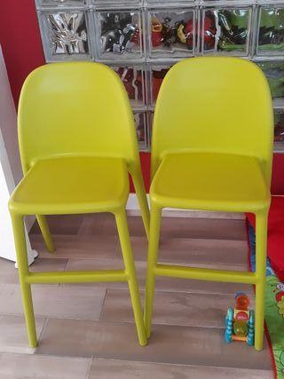 sillas de niñ@
