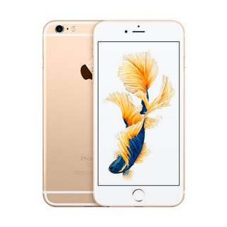 Apple iphone 6s plus 64gb oro reacondicionado cpo