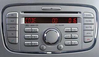 Código radio Ford original