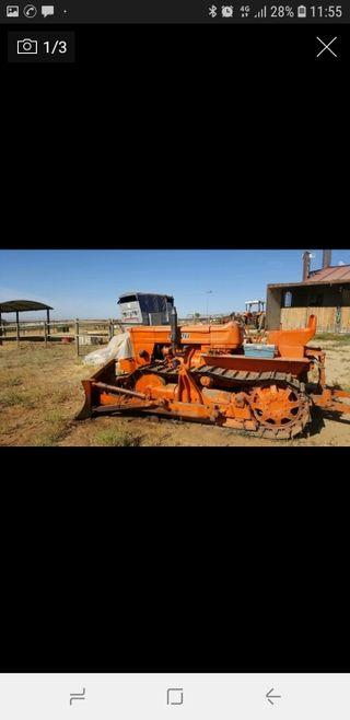 tractor cadenas buldocer