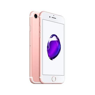 Apple iphone 7 128gb oro rosa reacondicionado cpo