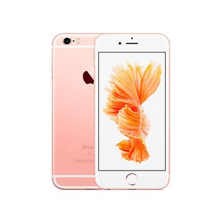 Apple iphone 6s 16gb oro rosa reacondicionado cpo