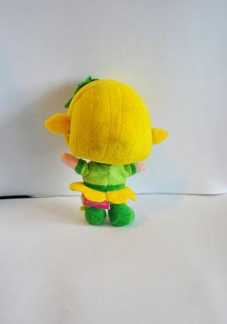 PinyPon muñeca peluche