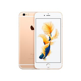 Apple iphone 6s 16gb oro reacondicionado cpo móvil