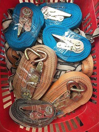cuerdas de enganche 3 euros cada una