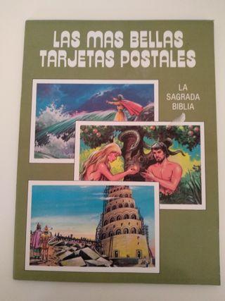Las mas bellas tarjetas postales. La Biblia