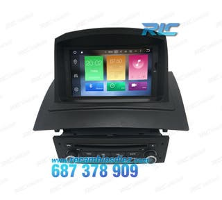 Radio Navegador 7 Android 8,0 DVD GPS para Renau