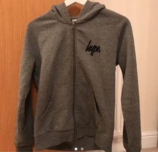 Hype Kids Hoodie great condition size 13/fitssize8