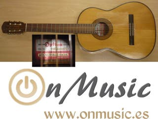 Guitarra Optima Merlino Devallis y Cia