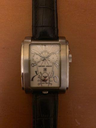 b1fce717f09c Correa Reloj Armani de segunda mano en Madrid en WALLAPOP
