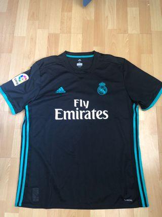 Camiseta real madrid 17-18