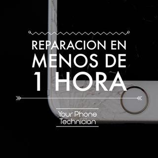 Reparación pantalla dispositivo móvil