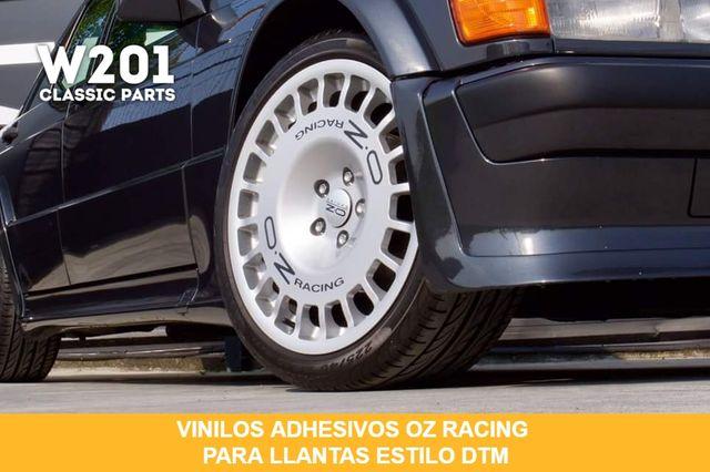 Vinilo adhesivo/pegatina Oz racing Compomotive