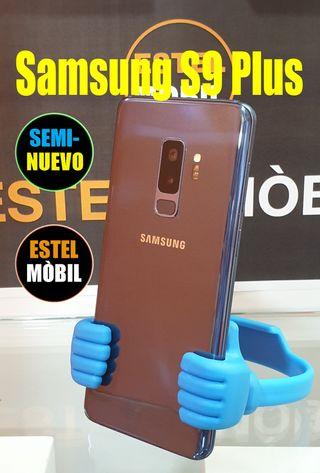Samsung Galaxy S9 Plus (TIENDA)