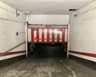 Se vende parcela de garaje en La Casilla