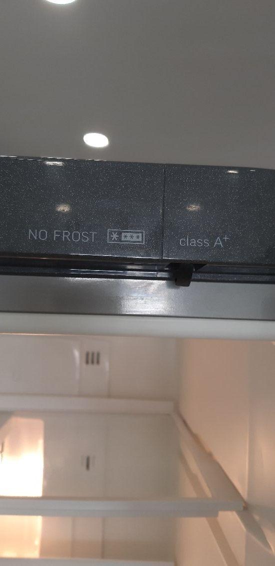Nevera combi FAGOR no Frost A+ +garantía