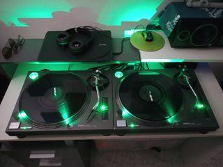 tocadiscos technics restaurados