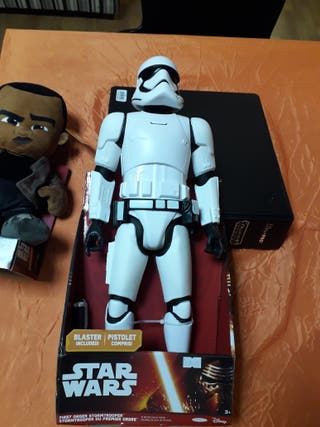 figura Star wars gigante