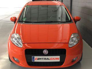 Fiat Punto TURBO GASOLINA 120CV