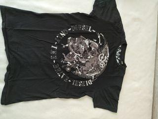 camiseta marca diesel